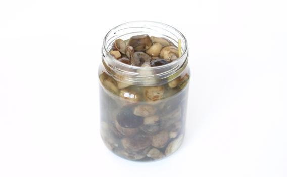 Подберезовики и подосиновики маринованные от Галины Макаровой. 0.5 л