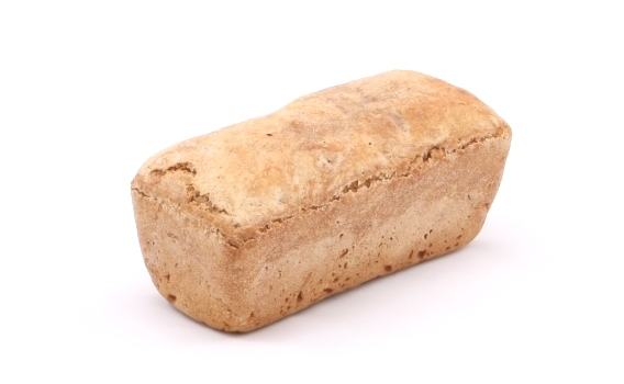 Хлеб пшеничный цельнозерновой от Дмитрия и Марины Егуновых. 0,5 кг