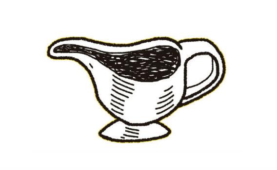 Соус виноградно - ореховый от Дмитрия и Марины Егуновых. 0,25 л