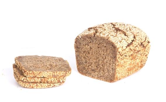 Хлеб ржаной с солодом и кориандром от Дмитрия и Марины Егуновых. 360 гр.