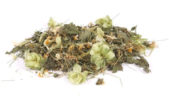 Чай травяной для красоты от Анны Измайловой. 70 гр.