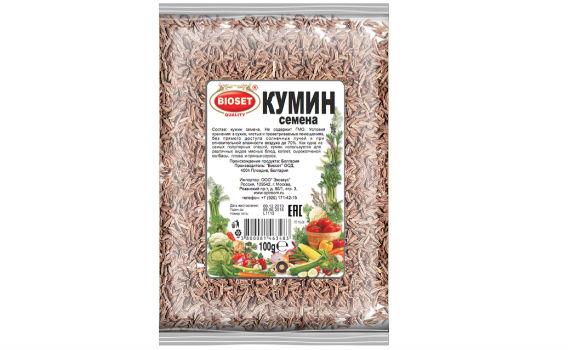 Кумин семена от Максима Астахова. 100 гр.