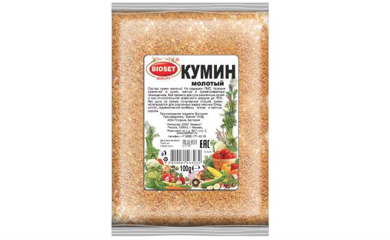 Кумин молотый от Максима Астахова. 100 гр.