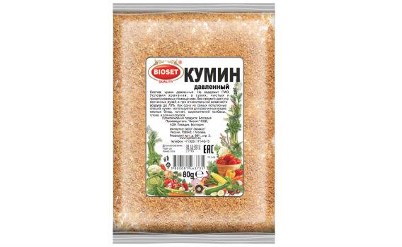 Кумин давленный от Максима Астахова. 80 гр.
