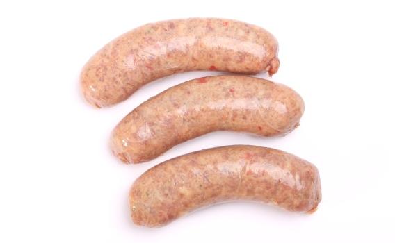 Колбаски для жарки из говядины и свинины от Знатного Фермера, 0,5 кг
