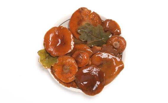 Рыжики сосновые соленые от Галины Макаровой. 0,5 л