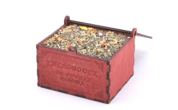Травяной чай Элитный горный от Валерия Дунькова. 180 гр.