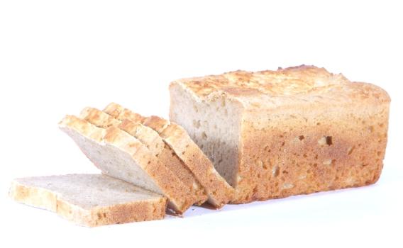 Хлеб безглютеновый светлый от Дмитрия и Марины Егуновых. 0,5 кг
