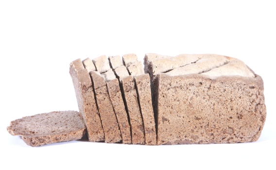 Хлеб безглютеновый темный от Дмитрия и Марины Егуновых. 0,5 кг