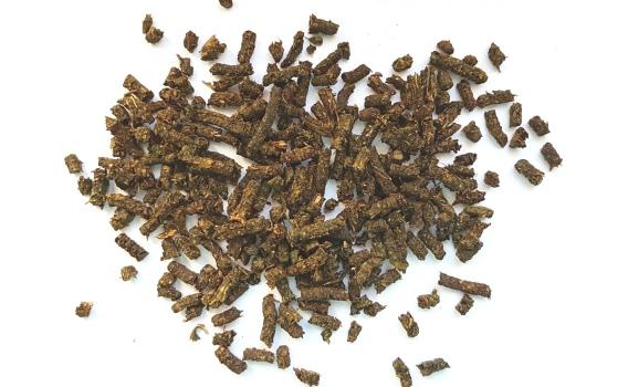 Вишневый чай от Юлии Лобанок. 100 гр.