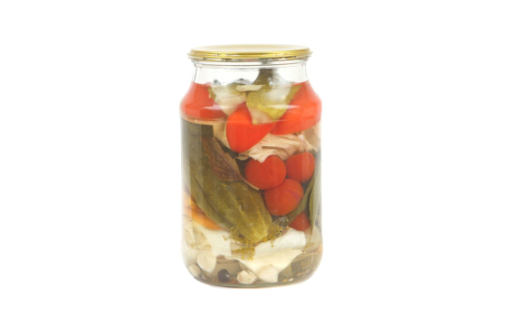 Овощное ассорти от Татьяны Летуновой. 1 л