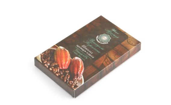 Шоколад темный ВЕНЕСУЭЛА ПОРСЕЛАНА 65% от Натальи Слепневой, 40 гр.