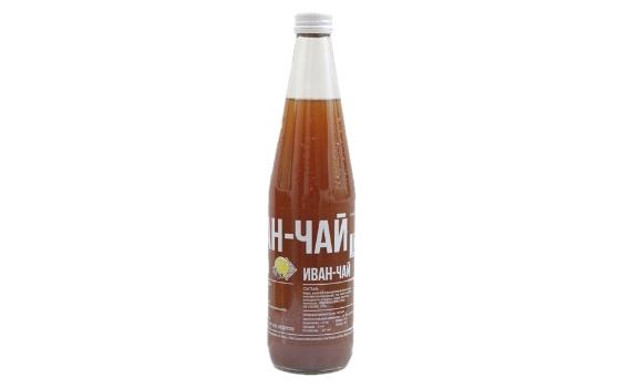 Иван - чай с лимоном от Андрея Духовского и Константина Балакшина, 0,5 л