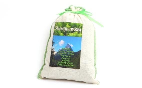 Чай травяной для ИММУНИТЕТА от Валерия Дунькова. 100 гр.