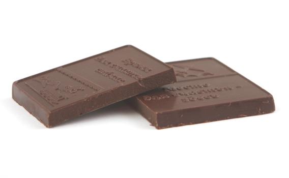 Шоколад темный 65% с морской солью от Натальи Слепневой, 40 гр.