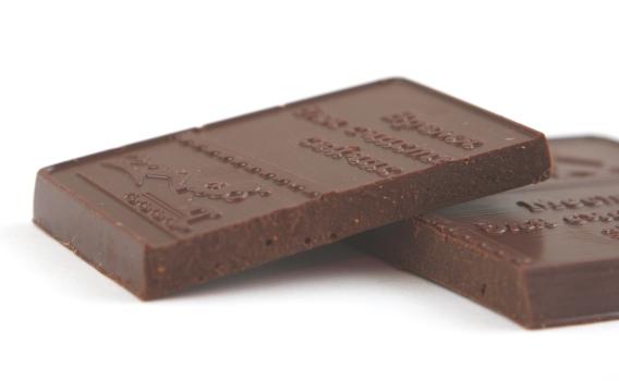 Шоколад темный 70% с перцем чили от Натальи Слепневой, 40 гр.
