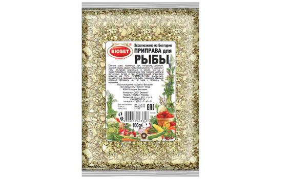 Приправа для рыбы от Максима Астахова. 100 гр.