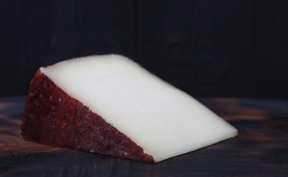 Сыр Гауда из козьего молока от фермерского хозяйства Курцево, 0,25 кг
