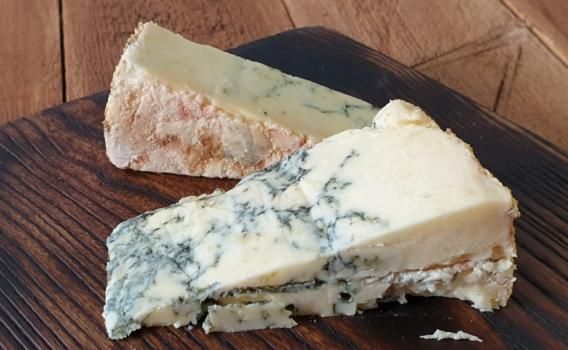 Сыр Стилтон от фермерского хозяйства Курцево, 0,13 кг