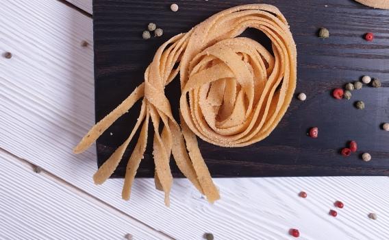 Феттуччине из твердых сортов пшеницы с тосканскими травами от Ольги Михайловой, 250 гр.