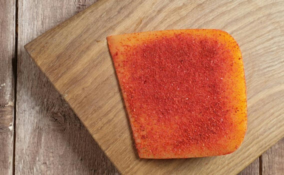 Сыр КАЧОТТА в паприке от Николая Быкова, 0,17 кг
