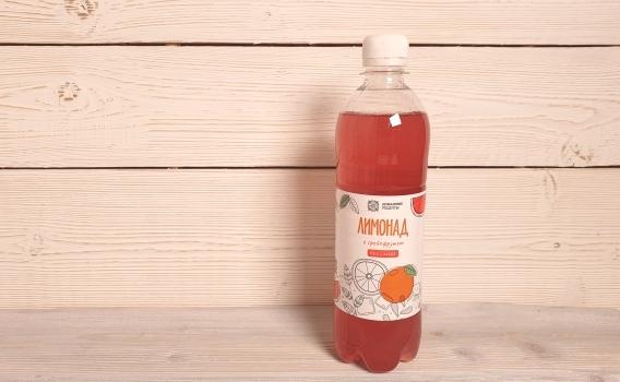 Лимонад с грейпфрутом от Андрея Духовского и Константина Балакшина, 0,5 л