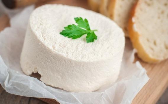 Сыр Рикотта от Николая Быкова, 0,5 кг