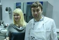 Дмитрий и Марина Егуновы