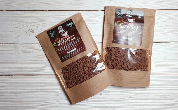 Горячий шоколад Гана 40% от Натальи Слепневой, 200 гр.