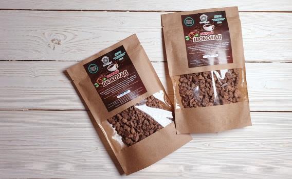 Горячий шоколад Перу Токача 70% от Натальи Слепневой, 200 гр.