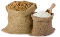 Мука, зерно, крупы