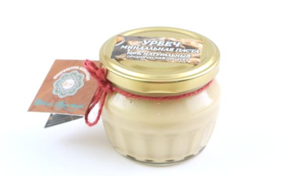 Миндальная паста от Натальи Слепневой, 150 гр.