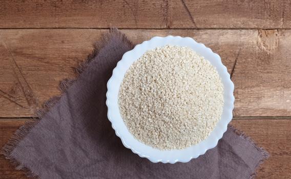 Семена белого кунжута, от Сергея Пахомова, 200 гр.