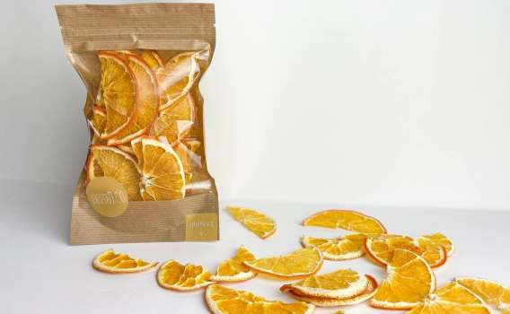 Чипсы Апельсин от Светланы Калининой, 50 гр.